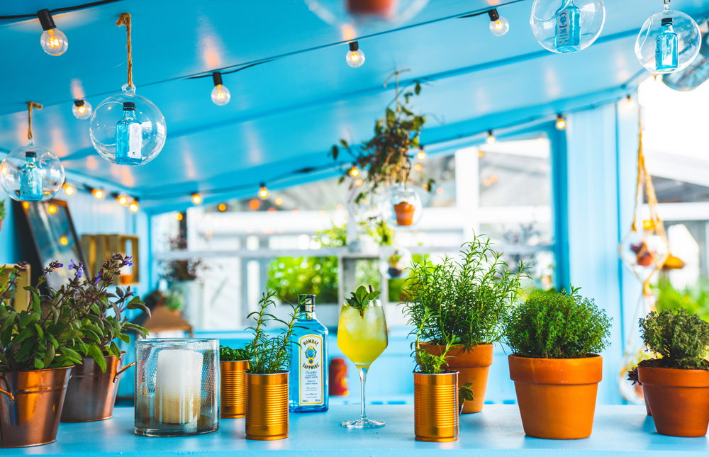 Outdoor Terraces in London, where to drink outside in london