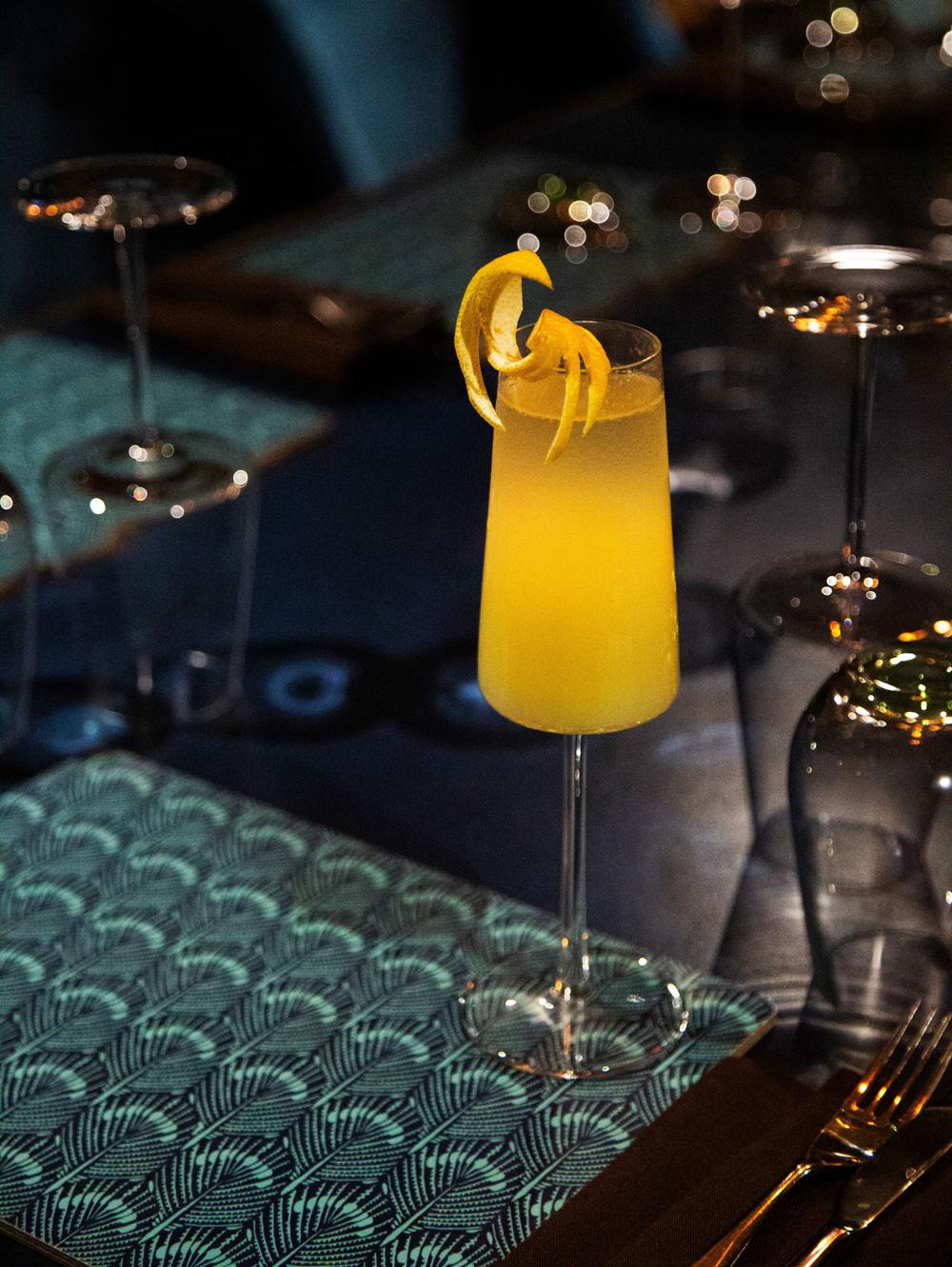 Kahani cocktails, Kahani cocktail