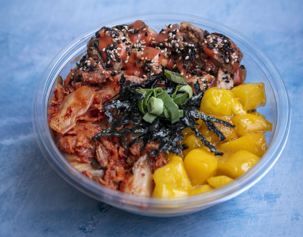 Island Poké victoria, Island Poké victoria review, what to order at Island Poké