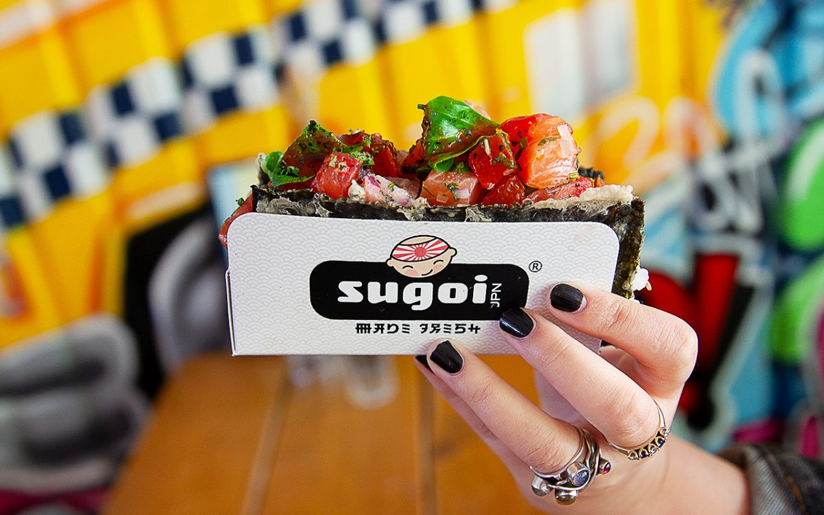 food to eat in London, food to eat in London this week, sugoiJPN