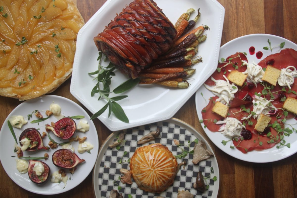 London's Best Supper Clubs, London's Best Supper Clubs: Dinner Ladies, dinner ladies supper club Dinner Ladies