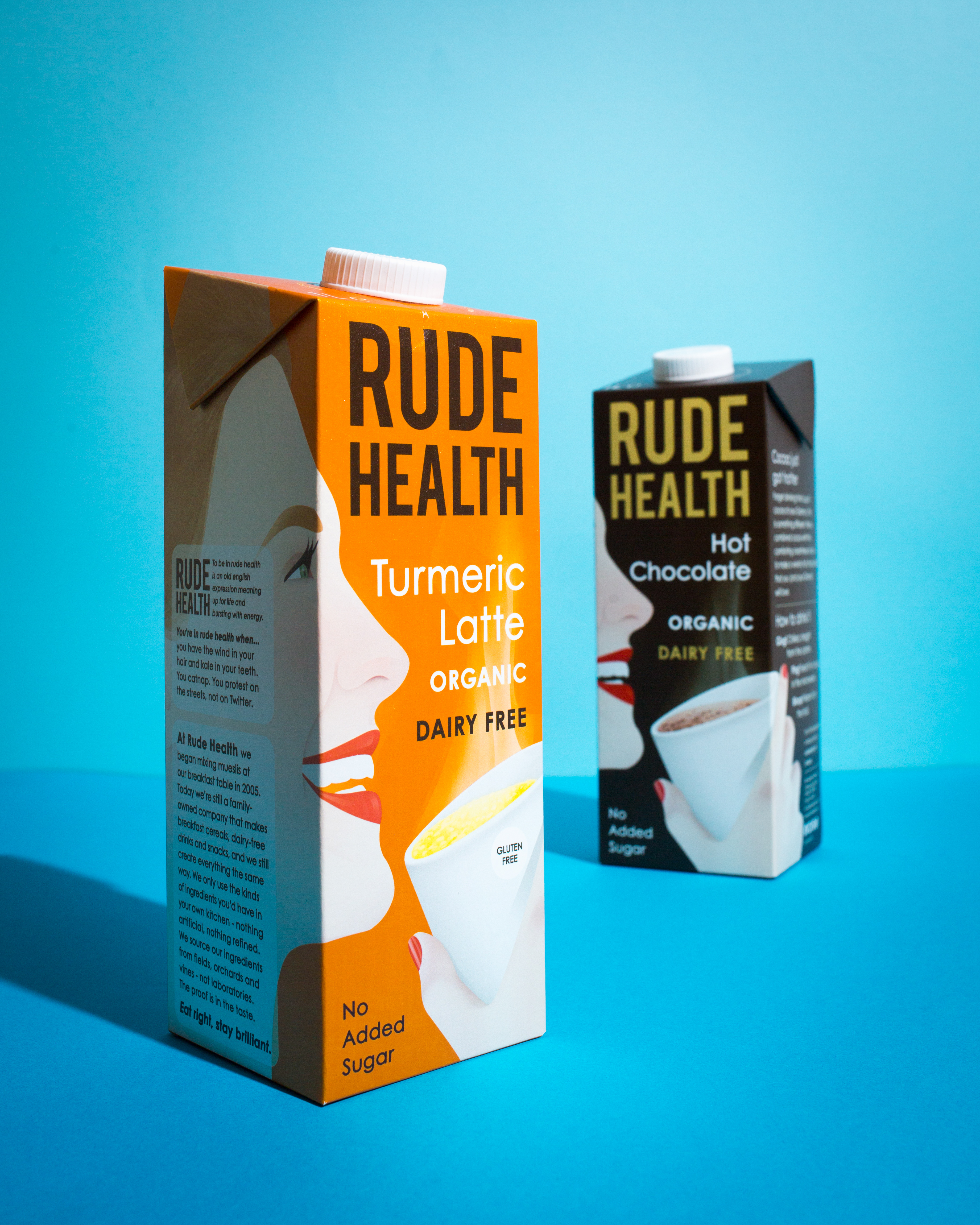 Soft Drink Launches, top Soft Drink Launches, best Soft Drink Launches, new soft drink, rude health tumeric latte, rude health hot chocolate