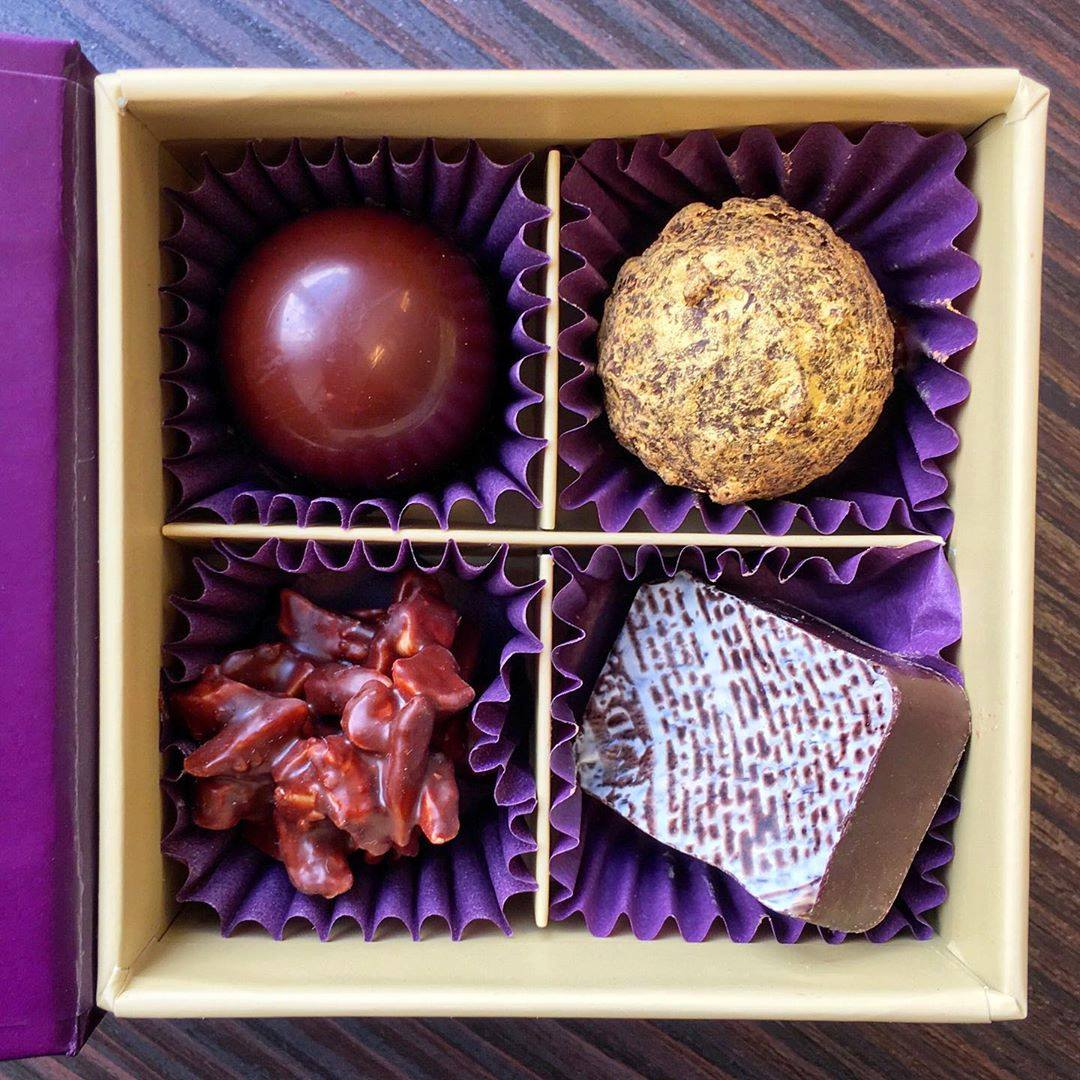 Paul A Young Fine Chocolates, Paul A Young Chocolates