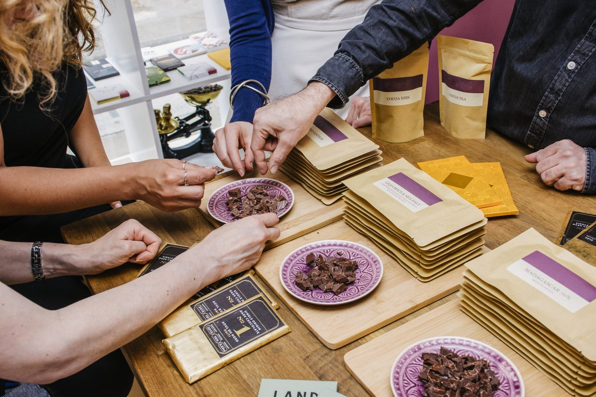 airbnb chocolate making, World Chocolate Day 2019, World Chocolate Day, World Chocolate Day 2019 in London, World Chocolate Day in London 2019, World Chocolate Day in London