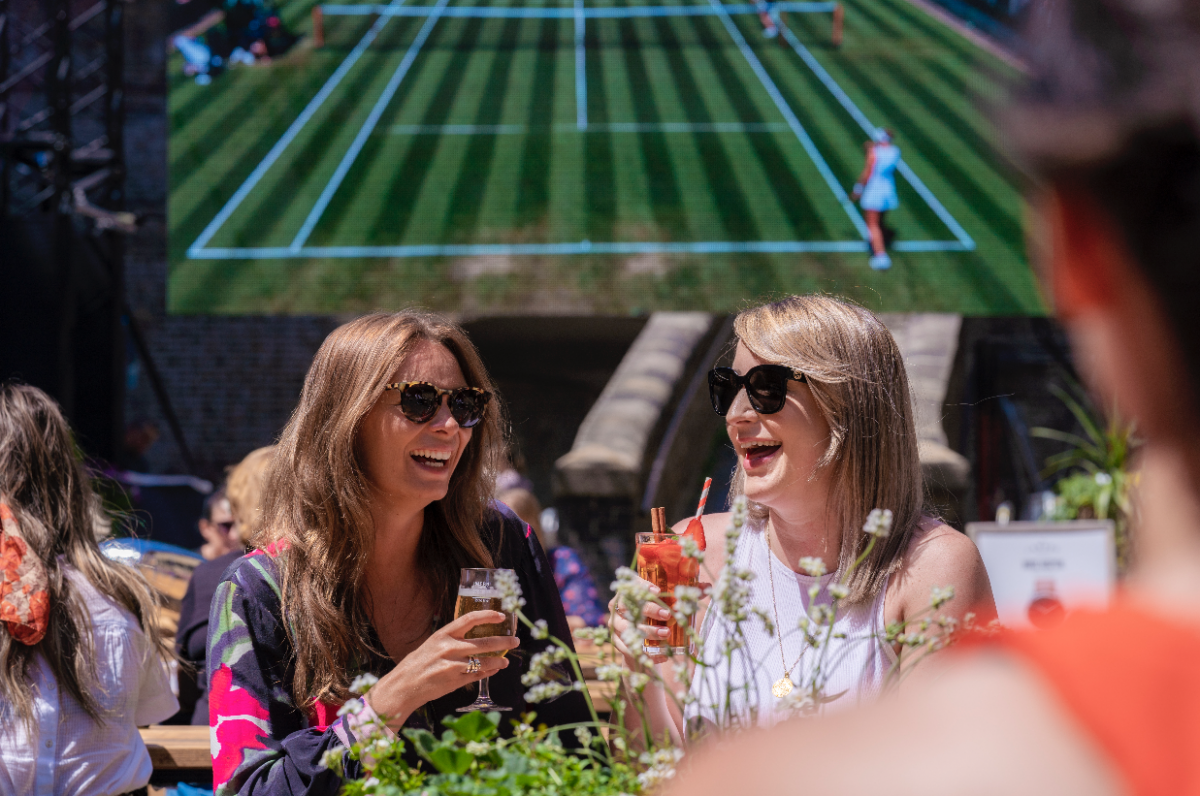 Places to Watch the Wimbledon Final in London, where to Watch the Wimbledon Final in London