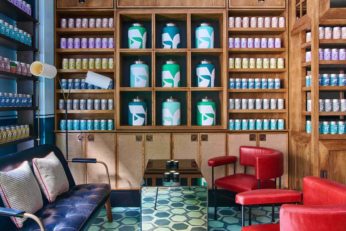 Teatulia Tea Bar, Teatulia Tea Bar review, Teatulia review