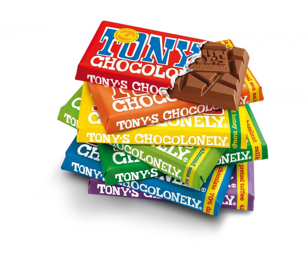 new chocolate bars, tony's chocolonely