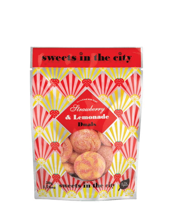 Dual Jellies by Sweets in the City
